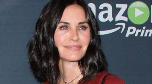 Courteney Cox está irreconocible: ¿ha recurrido a la cirugía la actriz de 'Friends'?