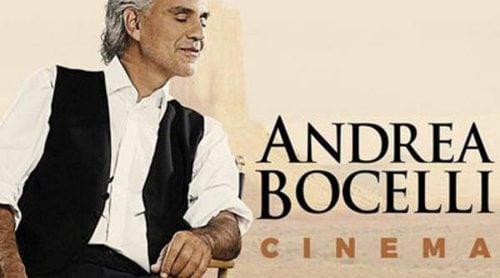 Ariana Grande y Nicole Scherzinger acompañarán a Andrea Bocelli en 'Cinema'