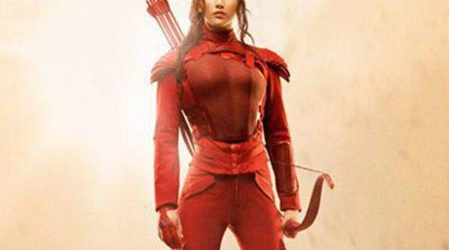 Jennifer Lawrence derriba al presidente de Panem en el nuevo póster de 'Los Juegos del Hambre: Sinsajo Parte 2'