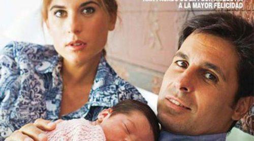 Fran Rivera y Lourdes Montes hablan del nacimiento de su hija Carmen, su ángel de la guarda