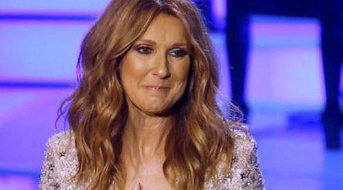 Céline Dion vuelve a los escenarios muy emocionada: