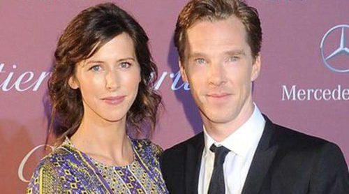 Benedict Cumberbatch y Sophie Hunter desvelan el nombre de su hijo: Christopher Carlton