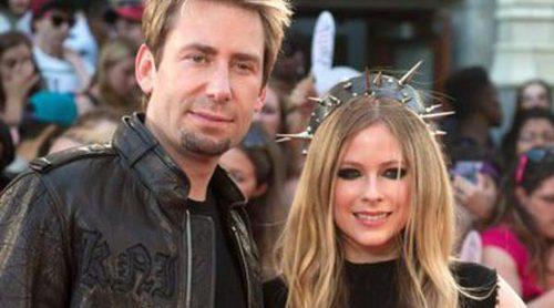 Avril Lavigne y Chad Kroeger anuncian su divorcio tras dos años de matrimonio
