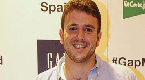 Álex Lequio, de morder micrófonos a posar en los photocalls como embajador de moda