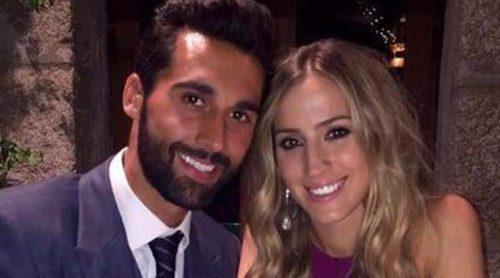 Álvaro Arbeloa y Carlota Ruiz se convertirán en padres por tercera vez