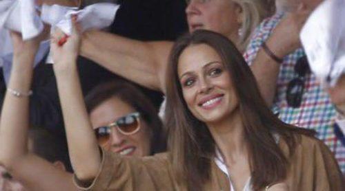 La felicidad de Eva González y Lourdes Montes tiene el mismo apellido, Rivera