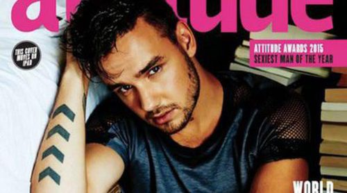 Liam Payne, el One Direction más sexy para la revista gay Attitude tras sus comentarios homófobos