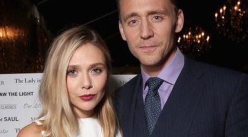 Elizabeth Olsen niega tajantemente que mantenga una relación con Tom Hiddleston