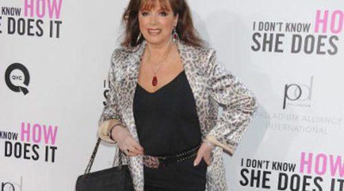 Reacciones a la muerte de la escritoria Jackie Collins: Kris Jenner, Sharon Osbourne y Mel B recuerdan a la hermana de Joan