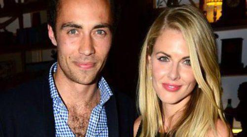 James Middleton deja a Donna Air tras dos años y medio de relación