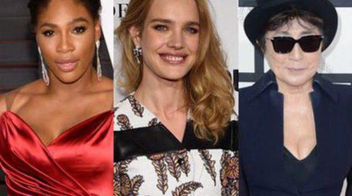 Serena Williams, Natalia Vodianova y Yoko Ono se pondrán frente al objetivo de Annie Leibovitz para el Calendario Pirelli 2016