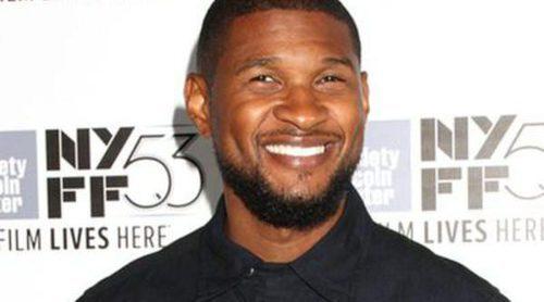 Usher reaparece junto a su mujer Grace Miguel en la premiere de 'The Martian' tras su luna de miel en Cuba