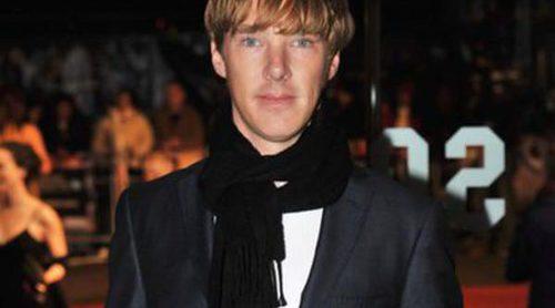 Su estilo no siempre fue tan elegante: El cambio de look capilar de Benedict Cumberbatch