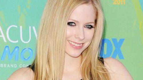Avril Lavigne y su exmarido Chad Kroeger componen juntos un mes después de su separación