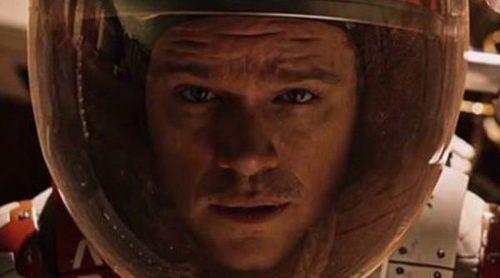 'Marte' y 'La cumbre escarlata' dominan la lista de estrenos en España