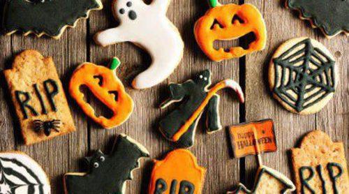 Comida terrorífica para una fiesta de Halloween
