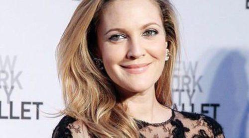 Drew Barrymore confiesa que sufrió depresión posparto tras el nacimiento de su segunda hija Frankie