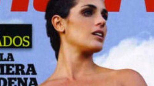 Noemí Merino de 'Gran Hermano 12+1' se desnuda una vez más en Interviú