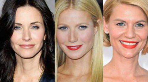Gwyneth Paltrow, Courteney Cox, Claire Danes, Celine Dion...: Famosas con depresión posparto