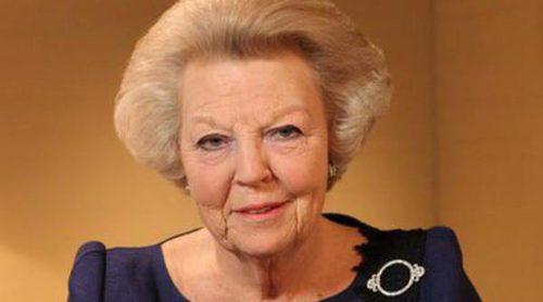 La Princesa Beatriz de Holanda, operada en Londres de cataratas