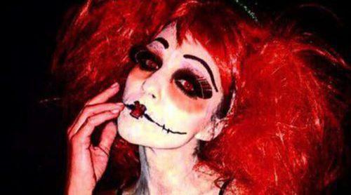 Paula Echevarría, Penélope Cruz, Adriana Abenia,... así ha sido su terrorífica noche de Halloween