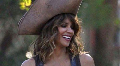 Halle Berry, una mujer divertida y feliz tras el anuncio de su divorcio con Olivier Martínez