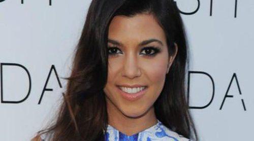 Kourtney Kardashian visita a Scott Disick por primera vez con sus hijos y Kylie Jenner