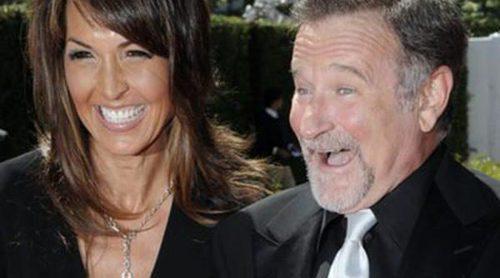 La viuda de Robin Williams revela la razón del suicidio del actor: