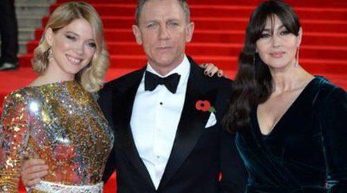 Llega a los cines 'Spectre' con Daniel Craig, Mónica Belucci y Léa Seydoux dispuestos a arrasar en taquilla
