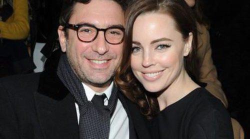 Melissa George, de 'The Good Wife', y su novio Jean-David Blanc, papás por segunda vez de otro niño