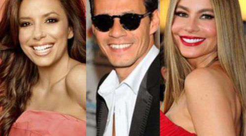 Los latinos más influyentes: así triunfan Sofía Vergara, Shakira, Eva Longoria o Marc Anthony
