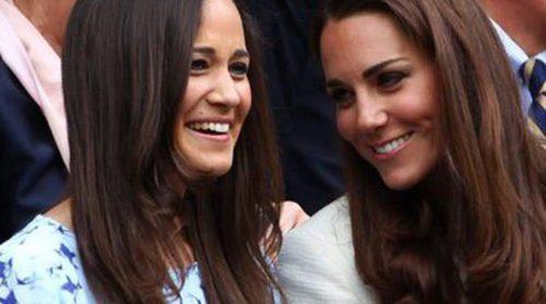 Pippa y Kate Middleton, dos marionetas en manos de su madre Carole Middleton