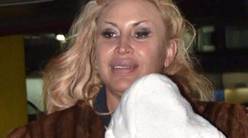 Raquel Mosquera, centrada en sus hijos ante los rumores de posible infidelidad de Isi