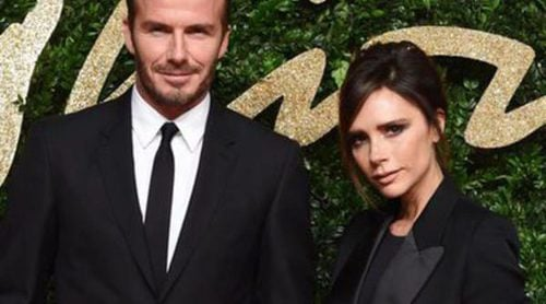 Naomi Campbell, David Beckham, Victoria Beckham y Lady Gaga protagonizan los British Fashion Awards 2015