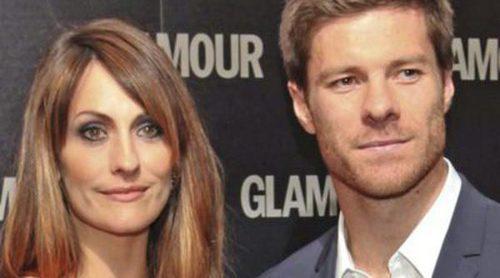 Nagore Aranburu y sus hijos Jon, Ane y Emma felicitan con mucho amor a Xabi Alonso por su 34 cumpleaños