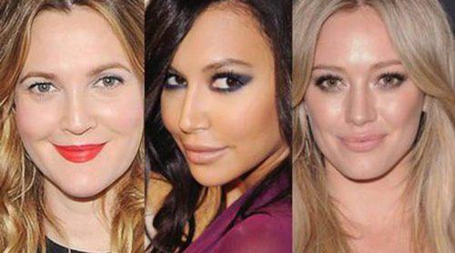 Naya Rivera, Drew Barrymore o Hillary Duff: Famosos que felicitan con sus hijos el día de Acción de Gracias