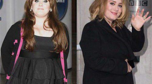 Así ha cambiado Adele: De joven promesa con estilo informal a elegante diva de la canción
