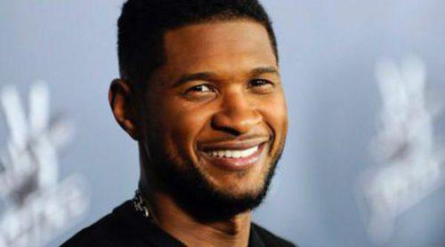 Usher habla por primera vez de su boda secreta con Grace Miguel