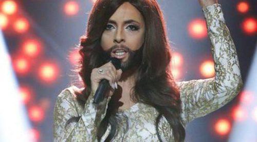 Conchita Wurst elogia la imitación de Ruth Lorenzo en 'Tu cara me suena': 'Espectacular'