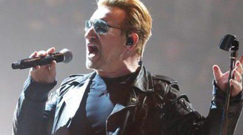 U2 se sube al escenario para rendir homenaje a las víctimas de Bataclán: 'Si te gusta la libertad, París es tu ciudad'
