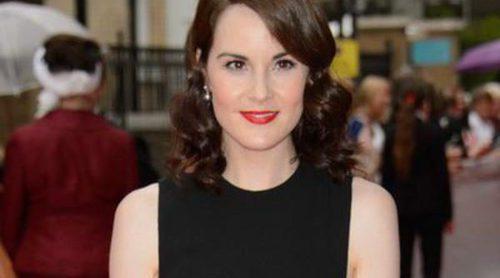 Un cáncer mata al joven prometido de la actriz de 'Downton Abbey' Michelle Dockery