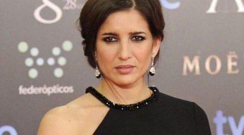 La actriz Lucía Jiménez anuncia que está embarazada de su tercer hijo