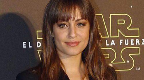 Hiba Abouk, Curro Sánchez y Peter Vives acaparan todas las miradas en el estreno de 'Stars Wars' en Madrid
