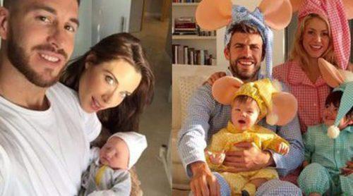 Bebés de 2015: Sasha Piqué, Gala Bartra, Marco Ramos, Shaila Garay Gorro, Saint West,...