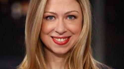 Chelsea Clinton está embarazada de su segundo hijo con su marido Marc Mezvinsky