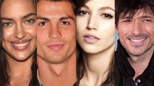 Rupturas de 2015: Cristiano Ronaldo, Úrsula Corberó, Kaley Cuoco y David Bisbal han sufrido por amor