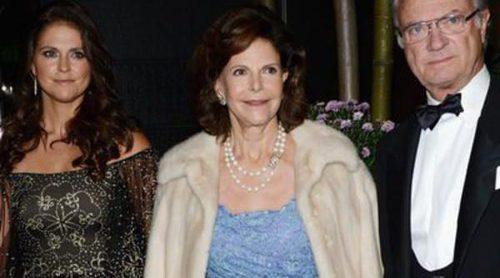 La Familia Real Sueca felicita el año 2016 olvidándose de la Princesa Estela y los hijos de Magdalena de Suecia