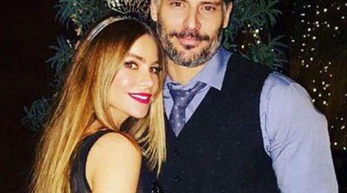 Sofía Vergara despide el año al lado de los dos hombres de su vida: Joe Manganiello y su hijo Manolo
