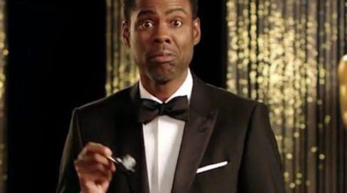 Chris Rock compara los Oscar con Nochevieja en una divertida promo: 'Será una noche que acabe con mucha gente borracha y decepcionada'