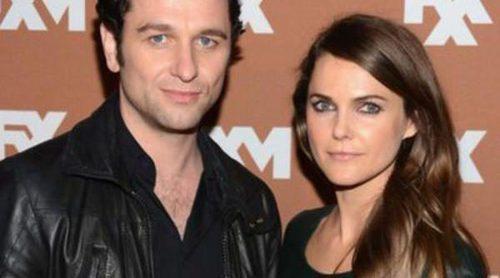 Keri Russell está embarazada de su tercer bebé: será su primer hijo con su pareja Matthew Rhys